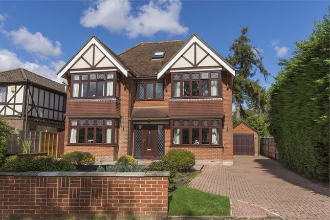 Thumbnail Detached house for sale in Western Road, Chandler's Ford, Eastleigh, Hampshire