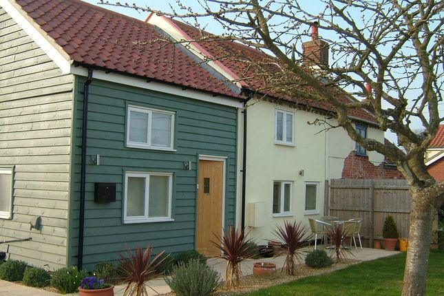 Thumbnail Semi-detached house to rent in Low Road, Friston, Saxmundham