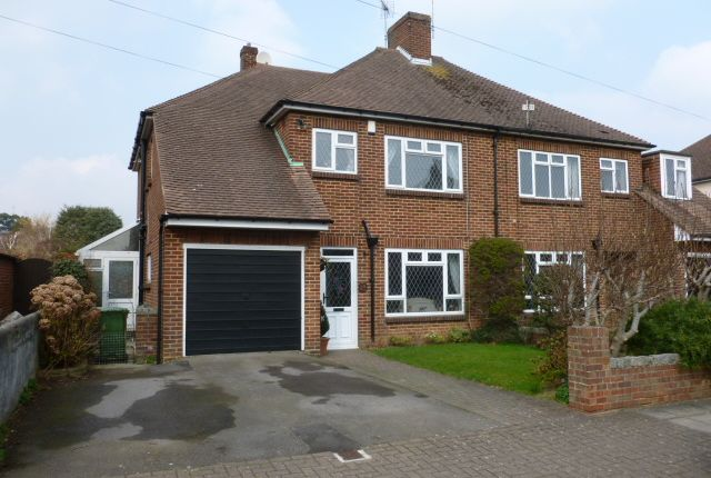 Thumbnail Property to rent in Mansvid Avenue, Drayton, Portsmouth