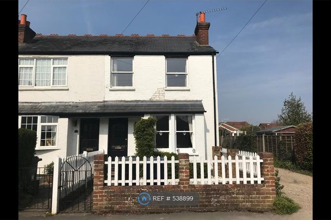 Thumbnail End terrace house to rent in Sycamore Road, Chalfont St. Giles
