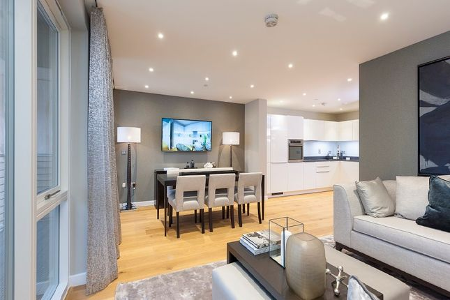 Thumbnail Flat for sale in Isleworth Development, Isleworth, North London