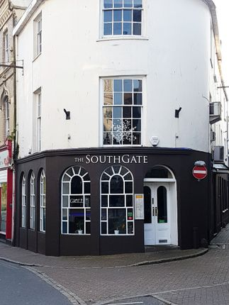 Thumbnail Restaurant/cafe to let in Boutport Street, Barnstaple