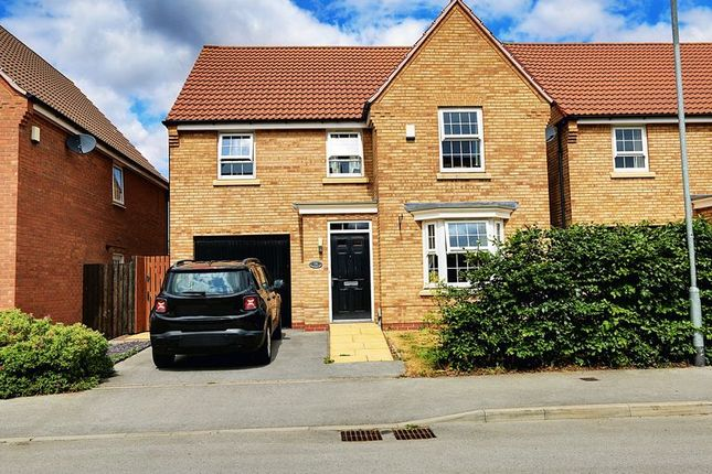Thumbnail Detached House For Sale In Greenwich Park Kingswood Hull
