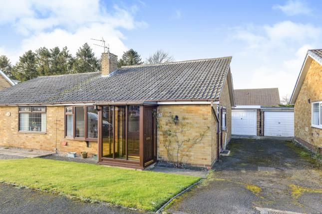 Thumbnail Bungalow for sale in Angrove Close, Great Ayton, Middlesbrough, North Yorkshire