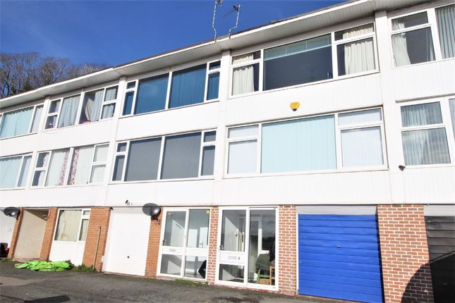 Thumbnail Town house for sale in Waterleat Road, Paignton