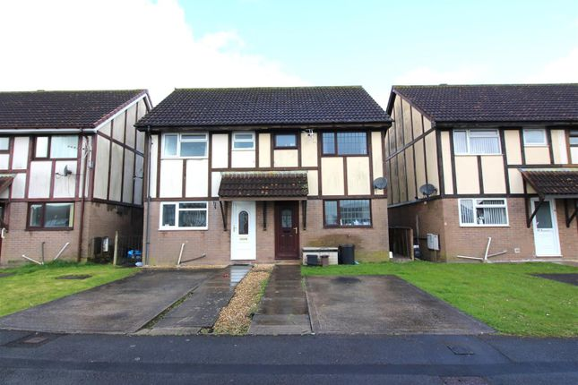 2 bed semi-detached house for sale in Lavender Court, Brackla, Bridgend CF31