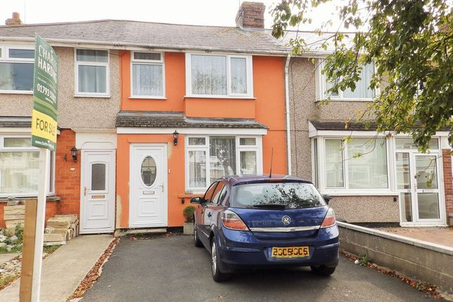Terraced house for sale in Wiltshire Avenue, Swindon