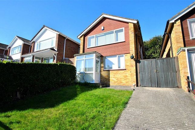 Thumbnail Link-detached house for sale in Westover Road, Westbury-On-Trym, Bristol