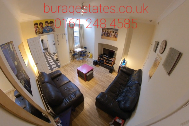 3 bed terraced house to rent in Brailsford Road. Bills Included, Fallowfield M14