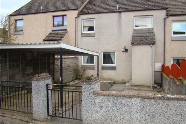 Thumbnail Terraced house for sale in 17 Lord Thurso Court, Thurso, Caithness