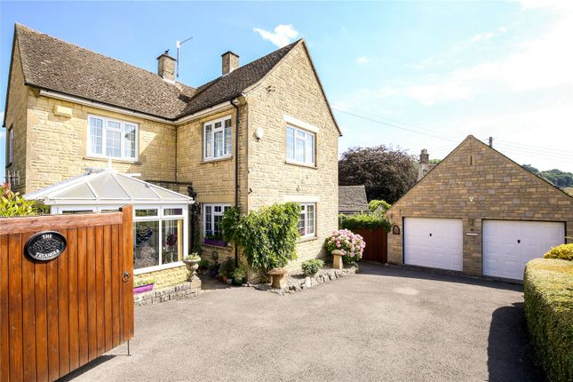 Thumbnail Detached house for sale in Fewster Road, Nailsworth, Stroud, Gloucestershire