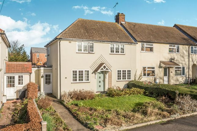 Thumbnail End terrace house for sale in Hillfoot Road, Shillington, Hitchin, Hertfordshire