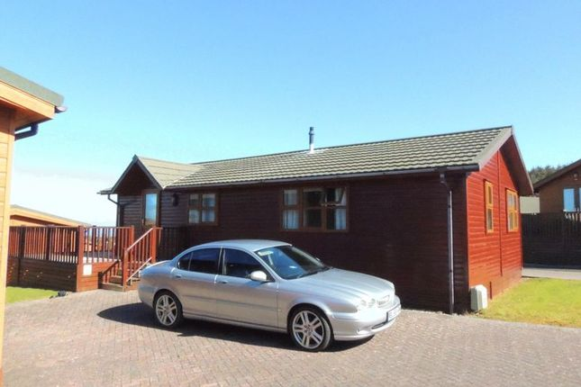 Lodge for sale in Ilfracombe