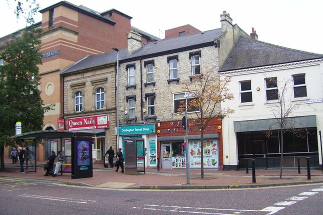 Retail premises for sale in Tubwell Row, Darlington