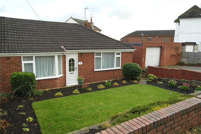 Thumbnail Semi-detached bungalow for sale in Rooks Nest Road, Outwood, Wakefield, West Yorkshire