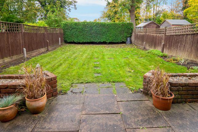Garden of Mulgrave Road, Sutton, Surrey SM2