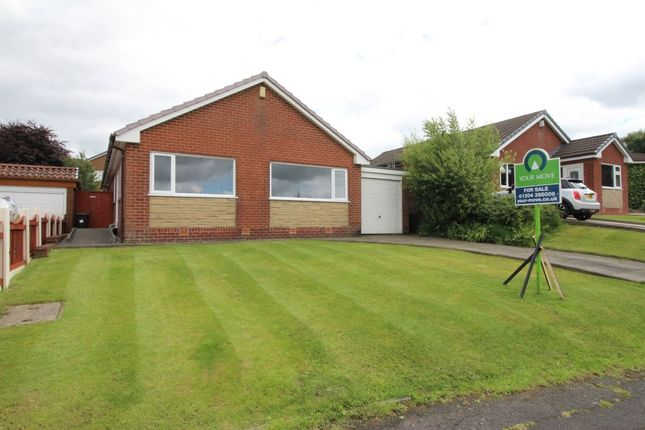 Thumbnail Bungalow for sale in Armadale Road, Ladybridge, Bolton