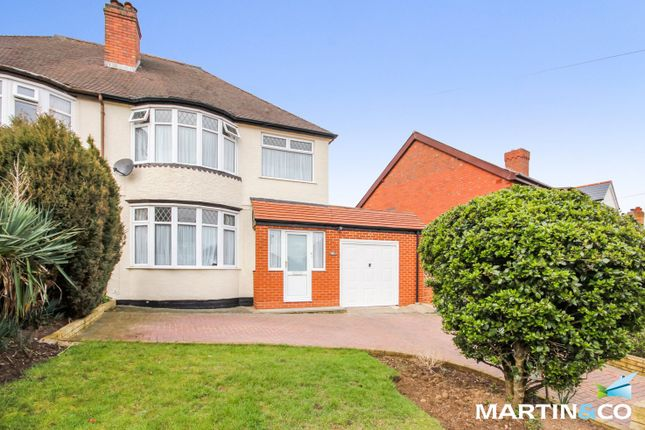 Thumbnail Semi-detached house for sale in Pitcairn Road, Bearwood