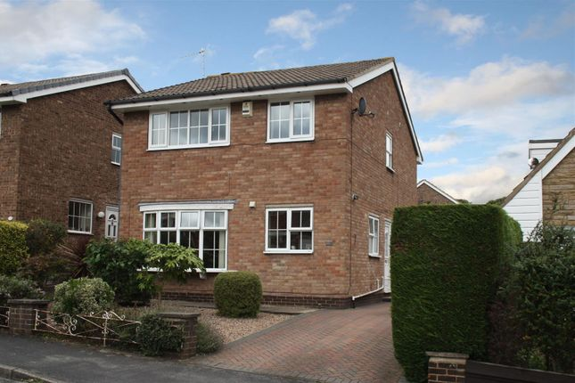 Thumbnail Detached house for sale in Croft House Drive, Otley