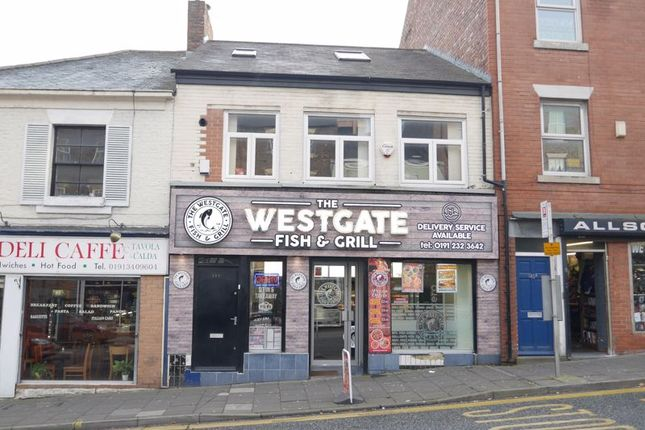 Thumbnail Restaurant/cafe for sale in Westgate Road, Newcastle Upon Tyne