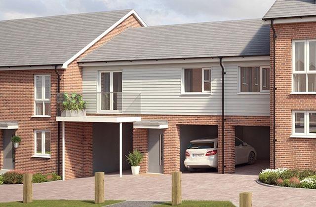 Thumbnail Flat to rent in High Tree Lane, Tunbridge Wells