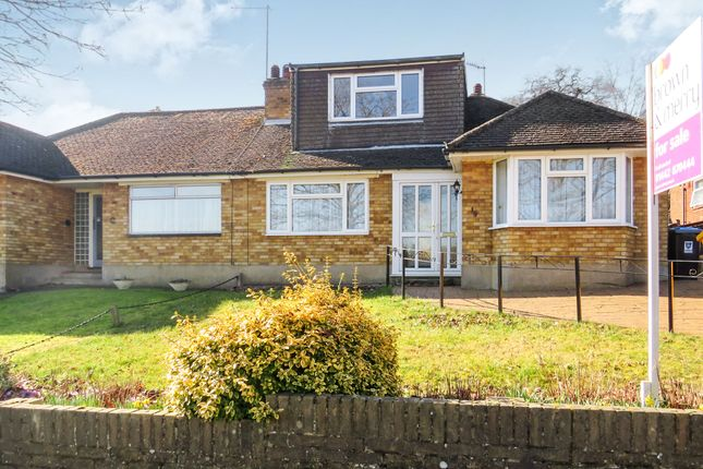 Thumbnail Semi-detached bungalow for sale in St Marys Avenue, Northchurch, Berkhamsted