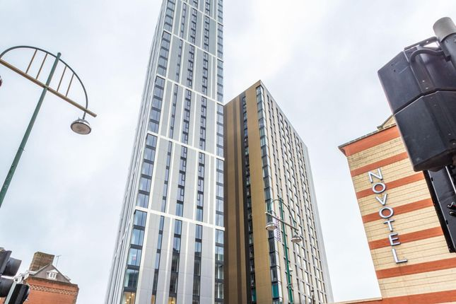 1 bed flat to rent in The Bank, 60 Sheepcote Street, Birmingham, West Midlands B16