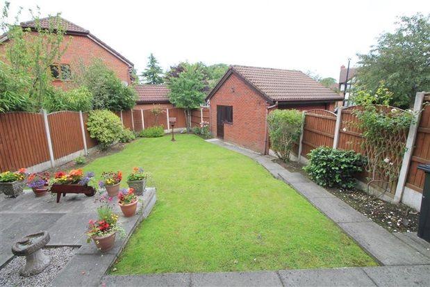 Garden of Royton Drive, Chorley PR6