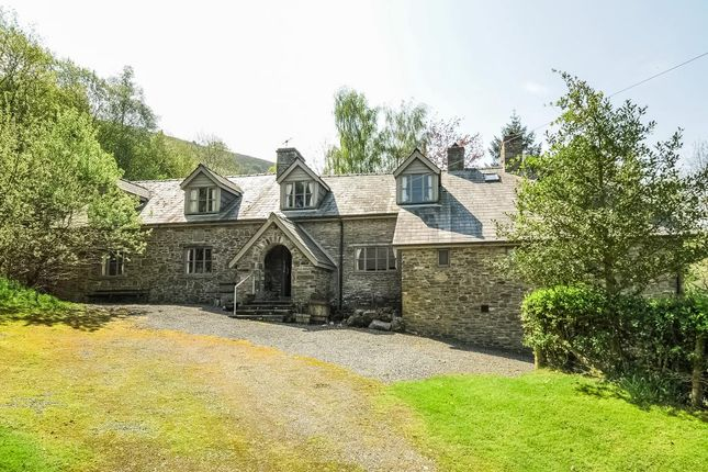 Thumbnail Detached house for sale in Mid Wales, Rhulen
