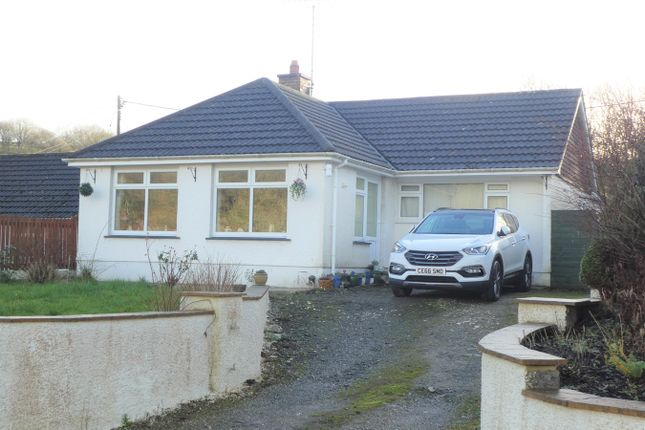 Thumbnail Bungalow for sale in Pontgarreg, Llangrannog, Ceredigion