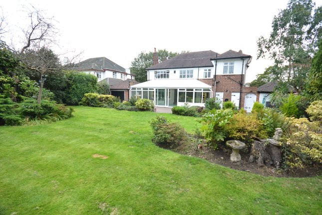 Thumbnail Detached house for sale in Queens Drive, Wavertree, Liverpool