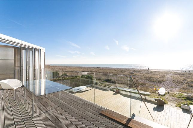 Thumbnail Detached house for sale in Old Fort Road, Shoreham-By-Sea, West Sussex