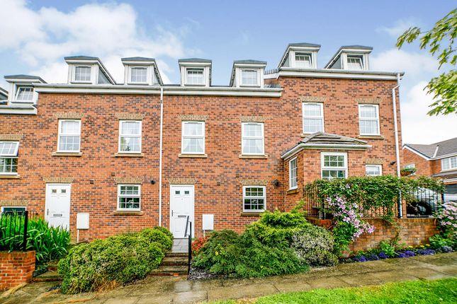 Thumbnail Terraced house for sale in Masseys View, Blaydon-On-Tyne, Tyne And Wear