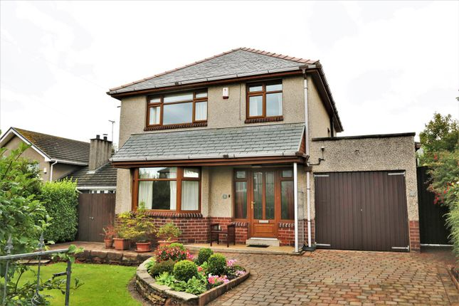 Thumbnail Detached house for sale in Fairfield Lane, Barrow-In-Furness