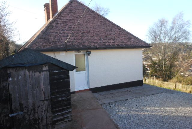 Thumbnail Detached bungalow to rent in Barnfield, Crediton