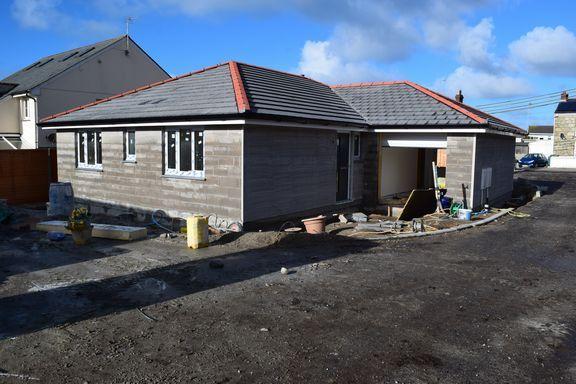 Thumbnail Detached bungalow for sale in Higher Pengegon, Pengegon, Camborne
