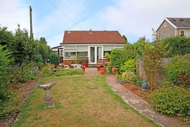 Thumbnail Detached bungalow for sale in Poplars Drive Marldon, Torquay