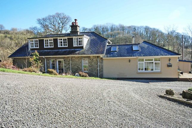 Thumbnail Country house for sale in Llanfair Road, Llandysul, Ceredigion