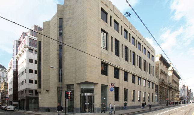 Office to let in 57 Spring Gardens, Manchester