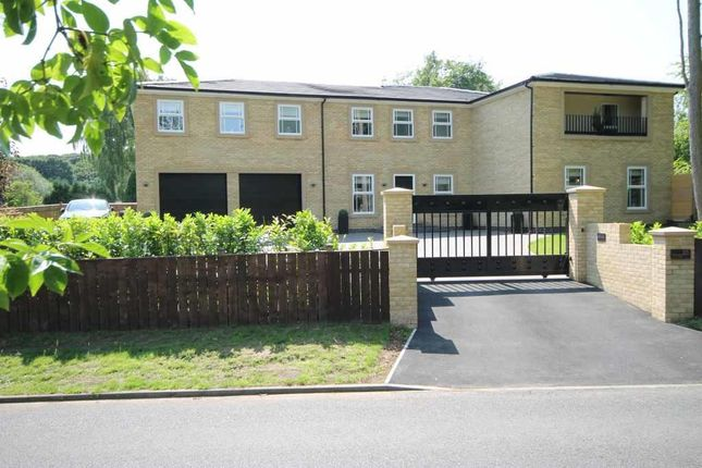 Thumbnail Detached house for sale in Edge Hill, Darras Hall, Ponteland, Newcastle Upon Tyne