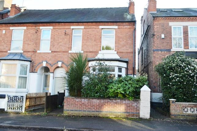 Thumbnail Semi-detached house to rent in 14 Charnwood Grove, West Bridgford, Nottingham