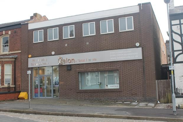 Thumbnail Office for sale in & 11A Upper Dicconson Street, Wigan, Lancashire