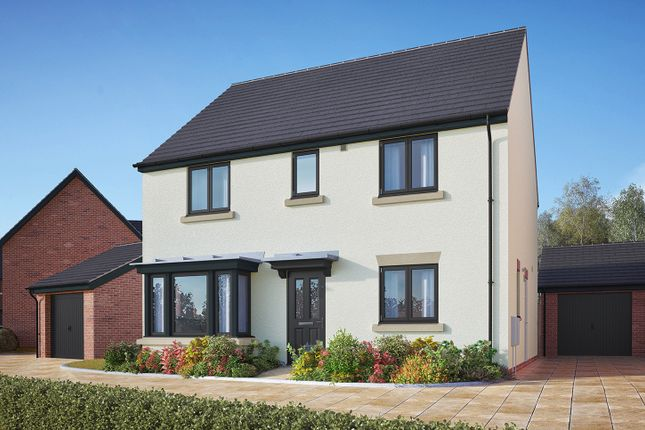 """Thumbnail Detached house for sale in """"The Pembroke"""" at Gidding Road, Sawtry, Huntingdon"""