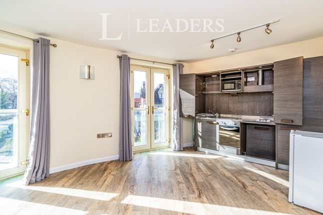 Studio to rent in Ashley Park Road, Walton-On-Thames KT12