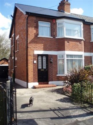 Thumbnail Semi-detached house to rent in Priory Park, Finaghy, Belfast