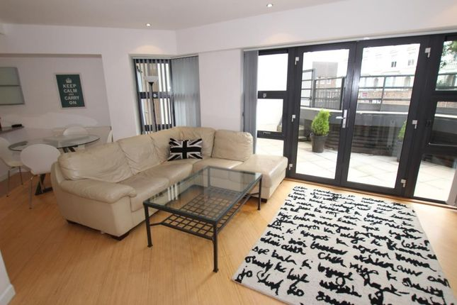 Thumbnail Flat to rent in The Park Octagon, Western Terrace, The Park, Nottingham