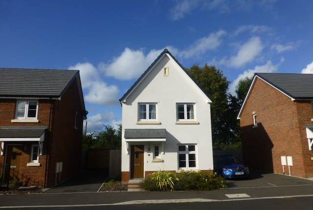 3 bed property to rent in Maes Lewis Morris, Llangunnor, Carmarthen SA31