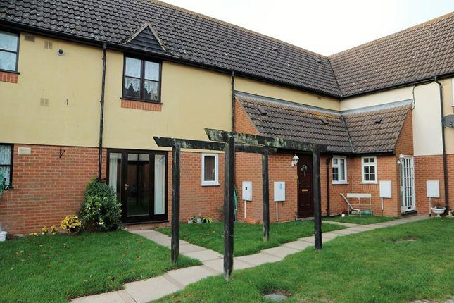 Thumbnail Terraced house for sale in Highfield Avenue, Dovercourt, Harwich