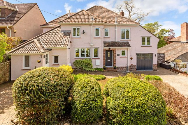 Thumbnail Detached house for sale in Oakridge Lane, Winscombe, North Somerset