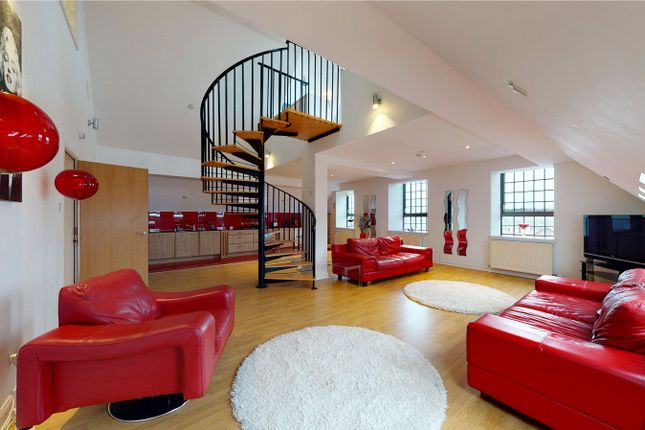 3 bed flat for sale in Barclay House, West Langlands Street, Kilmarnock KA1